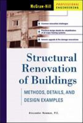 Structural Renovation of Buildings: Methods, Details, and Design Examples 9780070471627