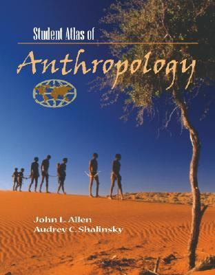 Student Atlas of Anthropology 9780072889857