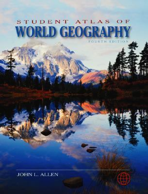 Student Atlas of World Geography 9780072998467