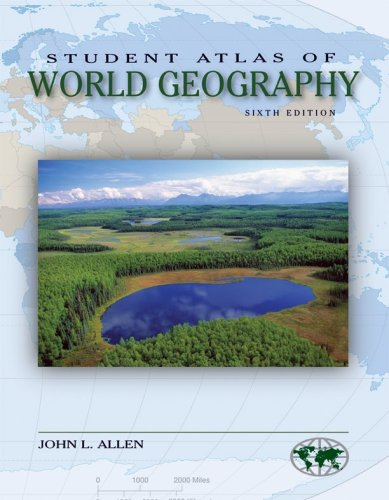 Student Atlas of World Geography 9780073527604
