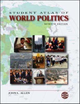 Student Atlas of World Politics 9780073401461