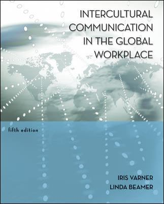 Intercultural Communication in the Global Workplace 9780073377742