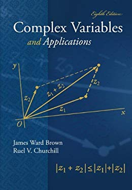 Complex Variables and Applications: Student's Solutions Manual 9780073337302