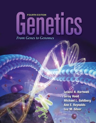 Study Guide/Solutions Manual to Accompany Genetics: From Genes to Genomes 9780077295110
