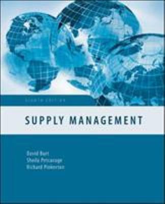 Supply Management - 8th Edition