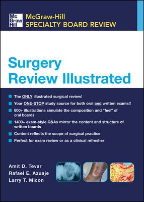 Surgery Review Illustrated 9780071416542