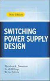 Switching Power Supply Design 256637
