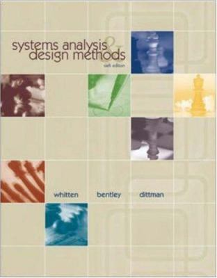 Systems Analysis & Design W/Proj Cases CD [With CDROM] 9780072932614