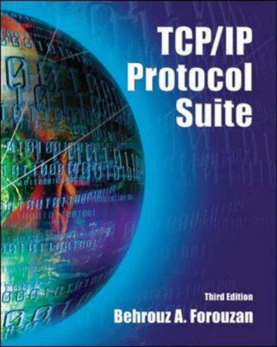 TCP/IP Protocol Suite 9780072967722