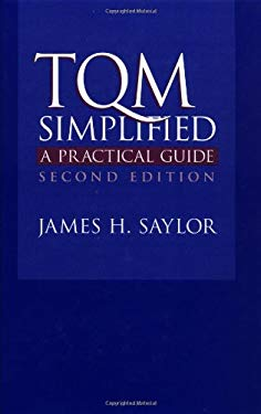 TQM Simplified: A Practical Guide 9780070576780