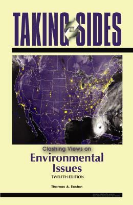 Taking Sides: Clashing Views on Environmental Issues 9780073514420