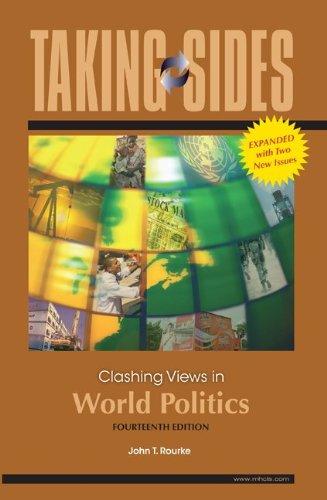 Clashing Views in World Politics 9780078049934