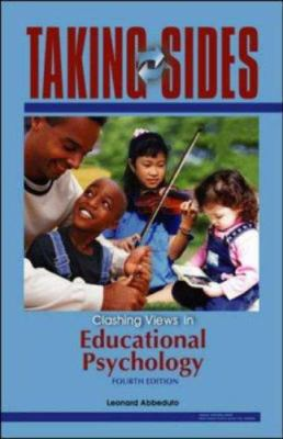 Taking Sides: Clashing Views in Educational Psychology 9780073195100
