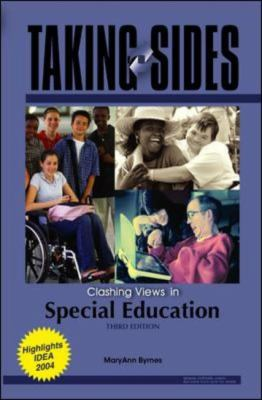 Taking Sides: Clashing Views in Special Education 9780073515007