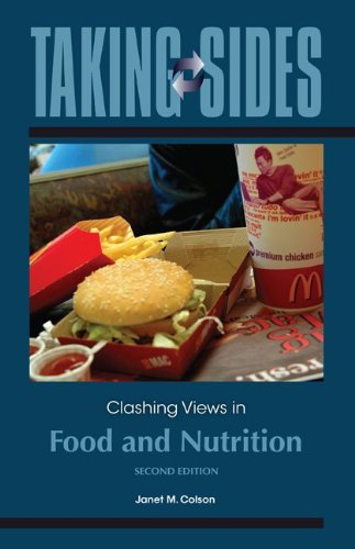 Clashing Views in Food and Nutrition