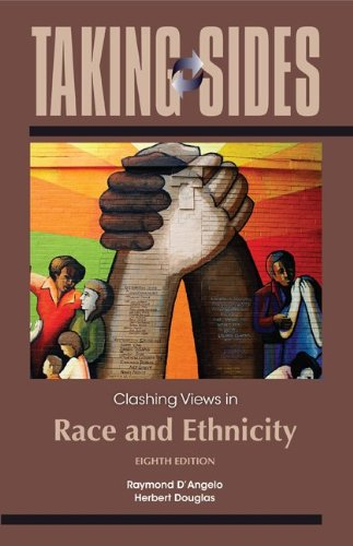 Taking Sides: Clashing Views in Race and Ethnicity 9780078050046