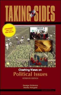 Taking Sides: Clashing Views on Latin American Issues 9780073515045