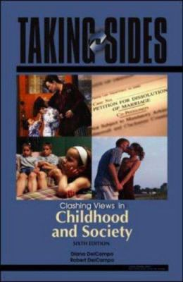 Taking Sides: Clashing Views in Childhood and Society 9780073195070