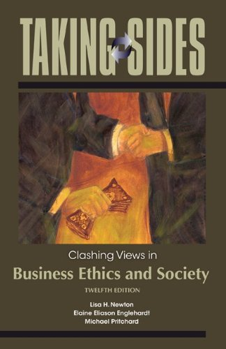Clashing Views in Business Ethics and Society 9780073527352