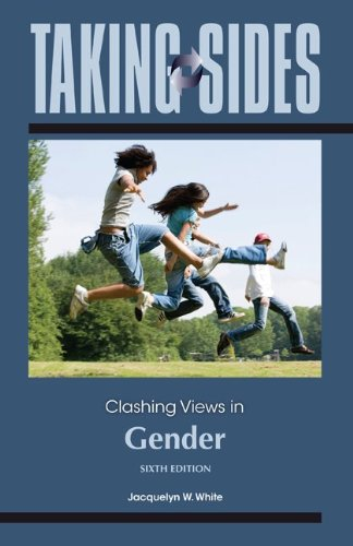Taking Sides: Clashing Views in Gender 9780078050305