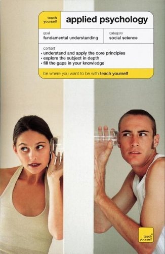 Teach Yourself Applied Psychology 9780071456203