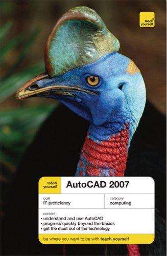 Teach Yourself Auto CAD 2007 9780071490856