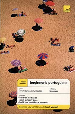 Teach Yourself Beginner's Portugese (Book Only) 9780071424561