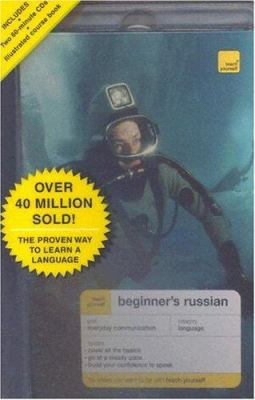 Teach Yourself Beginner's Russian Package 9780071424622