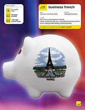 Teach Yourself Business French [With 2 Supplemental Books] 9780071499743