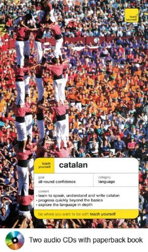 Teach Yourself Catalan Complete Course Package (Book + 2cds) 9780071430289