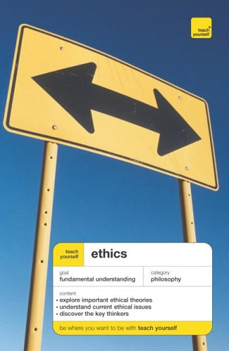 Teach Yourself Ethics 9780071477994
