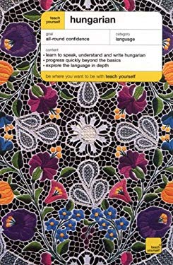 Teach Yourself Hungarian Complete Course (Book Only) 9780071420242