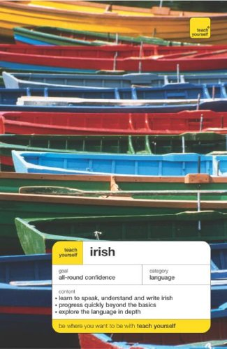 Teach Yourself Irish Complete Course (Book Only) 9780071434478