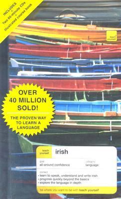 Teach Yourself Irish Complete Course Package [With 2 CDs] 9780071434485