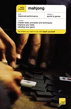 Teach Yourself Mahjong 9780071419789