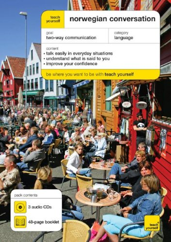 Teach Yourself Norwegian Conversation [With Booklet] 9780071485043