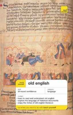 Teach Yourself Old English [With Book] 9780071485081