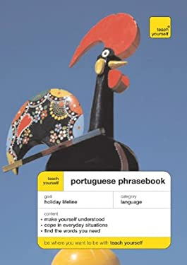 Teach Yourself Portuguese Phrase Book 9780071456623