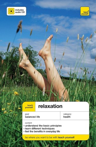Teach Yourself Relaxation [With CD (Audio)] 9780071484886