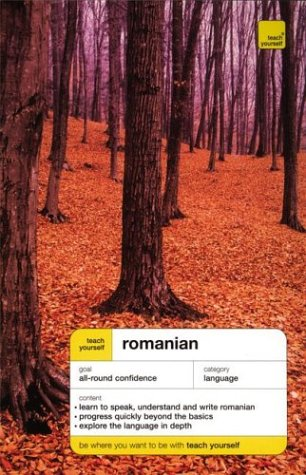 Teach Yourself Romanian Complete Course (Book Only) 9780071424738