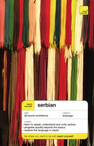 Teach Yourself Serbian Complete Course (Book Only) 9780071420297
