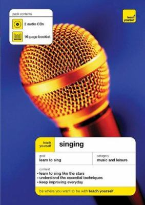 Teach Yourself Singing [With 16-Page Booklet] 9780071472821