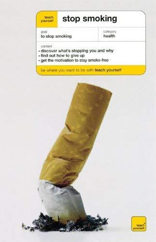 Teach Yourself Stop Smoking 9780071472791