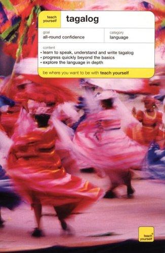 Teach Yourself Tagalog 9780071434171
