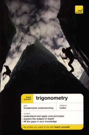 Teach Yourself Trigonometry 9780071421355