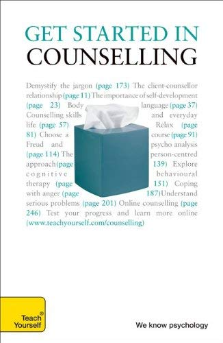 Teach Yourself Understand Counselling 9780071665124