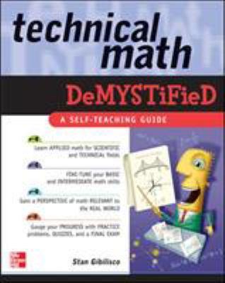 Technical Math Demystified 9780071459495