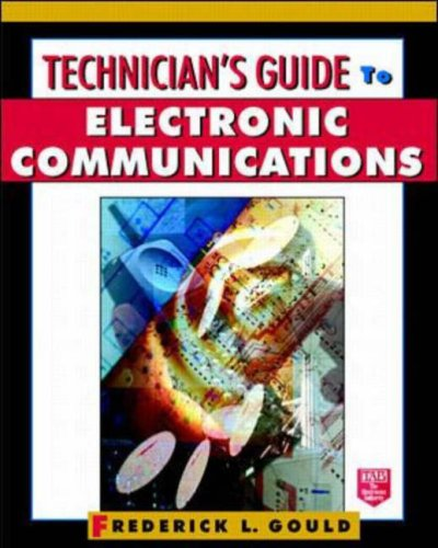 Technician's Guide to Electronic Communications 9780070245372
