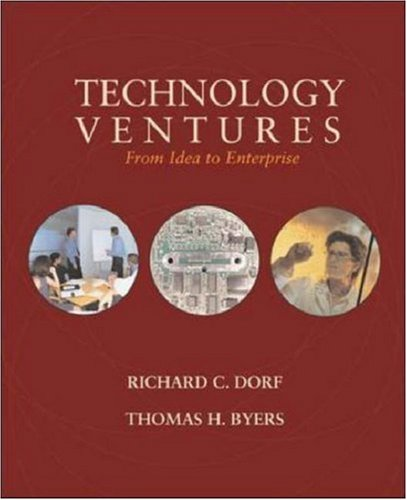 Technology Ventures: From Idea to Enterprise W/ Engineering Subscription Card 9780073044668