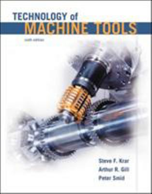 Technology of Machine Tools 9780078307225